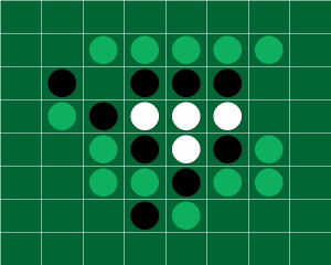 Reversi42 screenshot